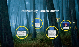 Delerium By Lauren Oliver