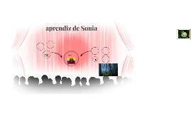 aprendiz de sonia