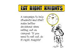 Healthy Knights 20/20