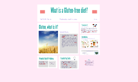 Copy of What is a Gluten-free diet?