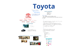 Copy of Toyota Lean Manufacturing