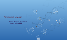 Sindromul Noonan