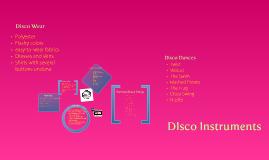 The Disco Age