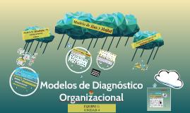 Copy of Modelos de Diagnóstico Organizacional