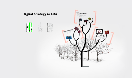 Digital Strategy to 2016
