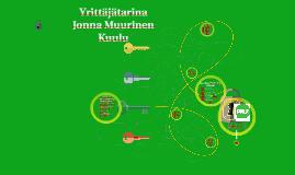 Jonna Muurinen Kuulu