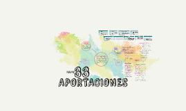 RAMO 33 APORTACIONES