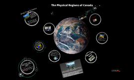 Copy of Copy of The Physical Regions of Canada