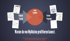 Warum du von MyAdsino profitieren kannst.