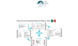 Diamante de Competitividad en Mexico