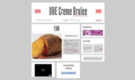 UBE Creme Brulee