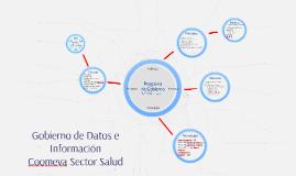 Gobierno de Datos e Información