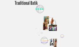 Batik cushion lesson 1&2 UPDATED