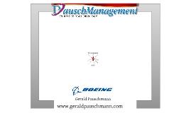Boeing- Presentation Skills