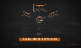RSC EN GRUPO EL COMERCIO