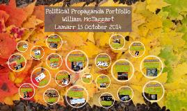 Political Propaganda McTaggart