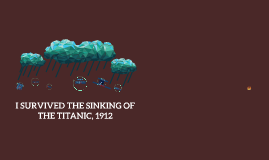 book report on the book titanic