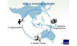 ADB is investing in health- Opportunities for Collaboration with Private Sector CSR