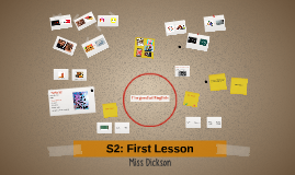 2D1 First Lesson