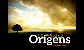 9 De volta às origens