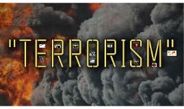 Copy of Терроризм гэж юу вэ?