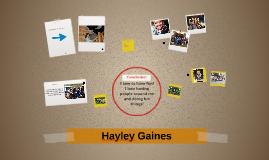 Hayley Gaines
