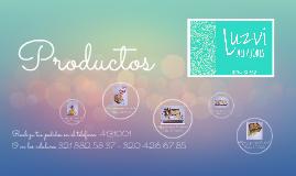 Copy of Productos