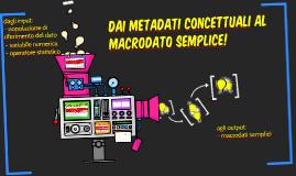Copy of Presentazione corso I.Stat: macrodati semplici