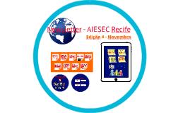 Newsletter - AIESEC Recife - Edição 4 (November)