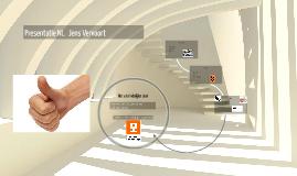 Presentatie NL.  Jens Vervoort
