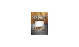 Fundamentos de las Técnicas Escultóricas (Metal / Madera). Prof.: ALBACETE, 2017