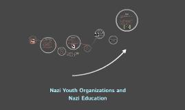 Nazi Youth Organizations and Nazi