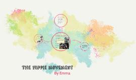 The hippie movement