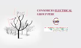 CONSORCIO ELECTRICAL GROUP PERU