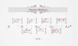 Derecho Medieval