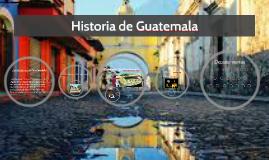 Copy of historia de guatemala
