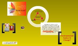 """ENVS 3160 - """"Ernie Scar"""" Presentation"""