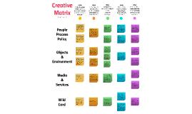 EG2201A Group 17 Creative Matrix