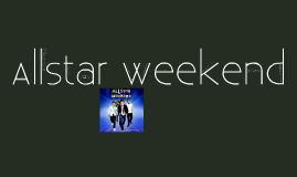 Famous Musician Project on Allstar Weekend