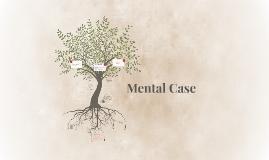 Mental Case - Wilfred Owen