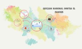 CRUZADA NACIONAL CONTRA EL HAMBRE