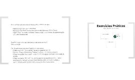 Copy of Copy of Exercícios Práticos