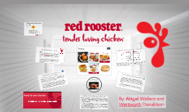 Red Rooster Fast-Food Chain - Case Study