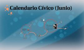 Calendario Cívico (Junio)