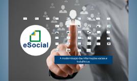 Copy of eSocial versão 5.1 em 12/06/2016