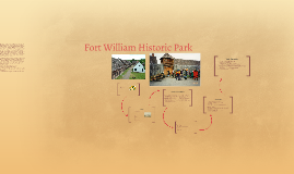 Fort William Historic Park