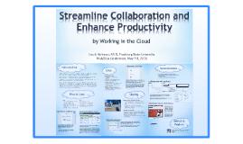 Cloud Collaboration - MLA/DLA 2015