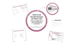 Chancen und Herausforderungen der Online-Lehre: