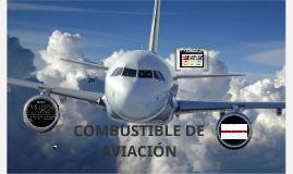 COMBUSTIBLE DE AVIACIÓN