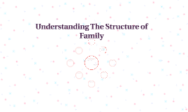 The Structure of Family